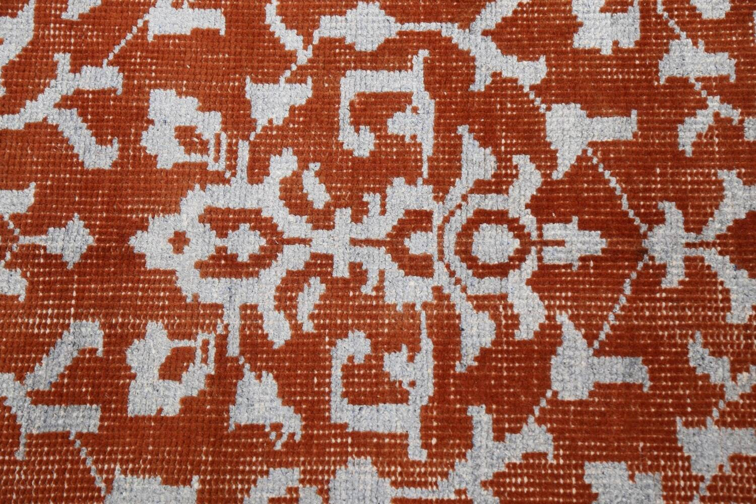 All-Over Abstract Oriental Area Rug 4x7 image 9