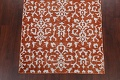 All-Over Abstract Oriental Area Rug 4x7 image 8