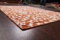 All-Over Abstract Oriental Area Rug 4x7 image 6