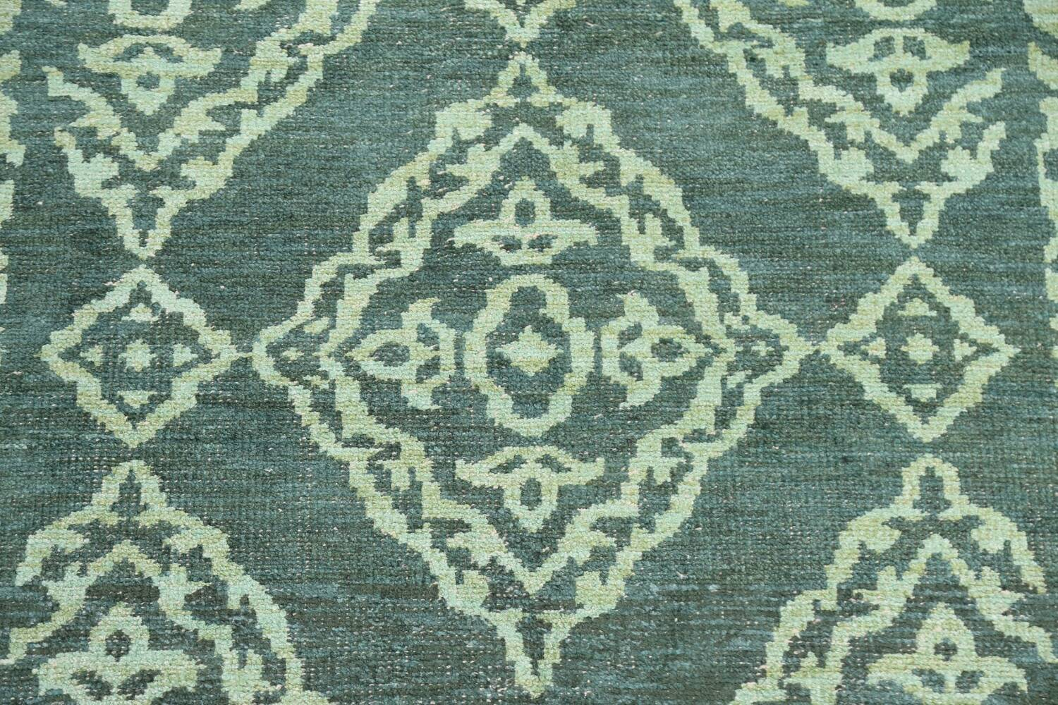 Contemporary Abstract Oriental Area Rug 4x7 image 4