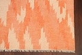 Contemporary Abstract Oriental Area Rug 5x8 image 5