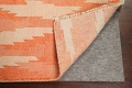 Contemporary Abstract Oriental Area Rug 5x8 image 6