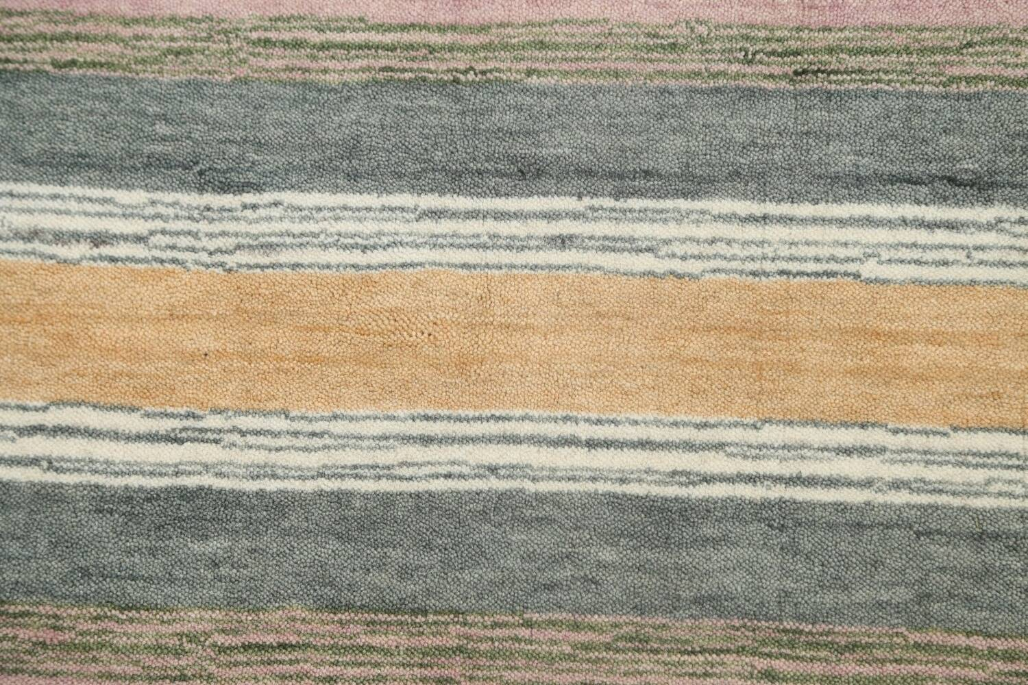 Abstract Gabbeh Oriental Area Rug 6x8 image 7