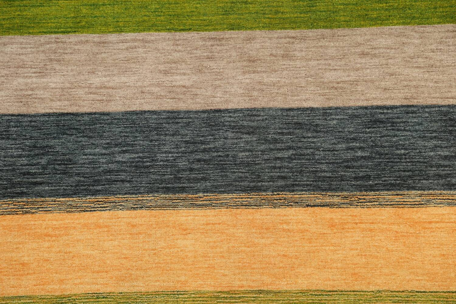 Abstract Contemporary Gabbeh Oriental Area Rug 6x8 image 4