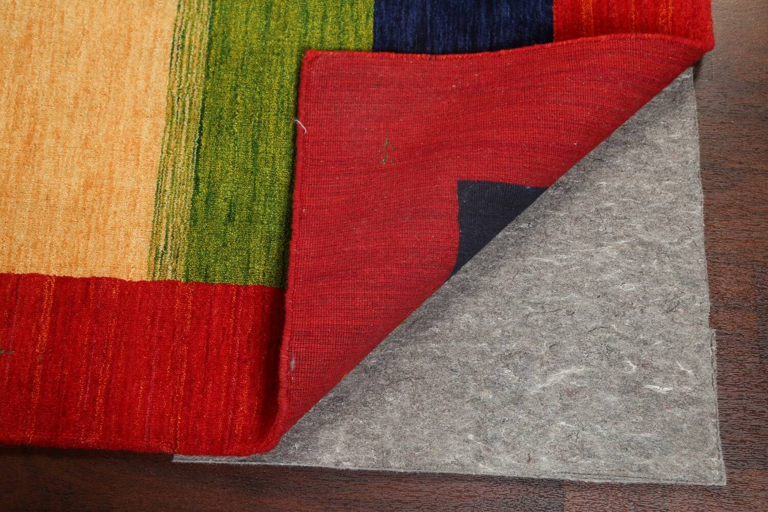 Abstract Contemporary Gabbeh Oriental Area Rug 6x8 image 6