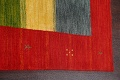 Abstract Contemporary Gabbeh Oriental Area Rug 6x8 image 10