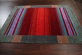 Abstract Contemporary Gabbeh Oriental Area Rug 6x8 image 12
