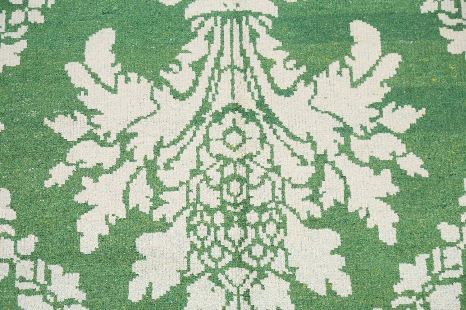 Contemporary Abstract Oriental Area Rug 5x8 image 4