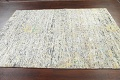 Contemporary Abstract Oriental Area Rug 6x9 image 12