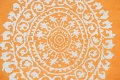 Contemporary Abstract Oriental Area Rug 5x7 image 4