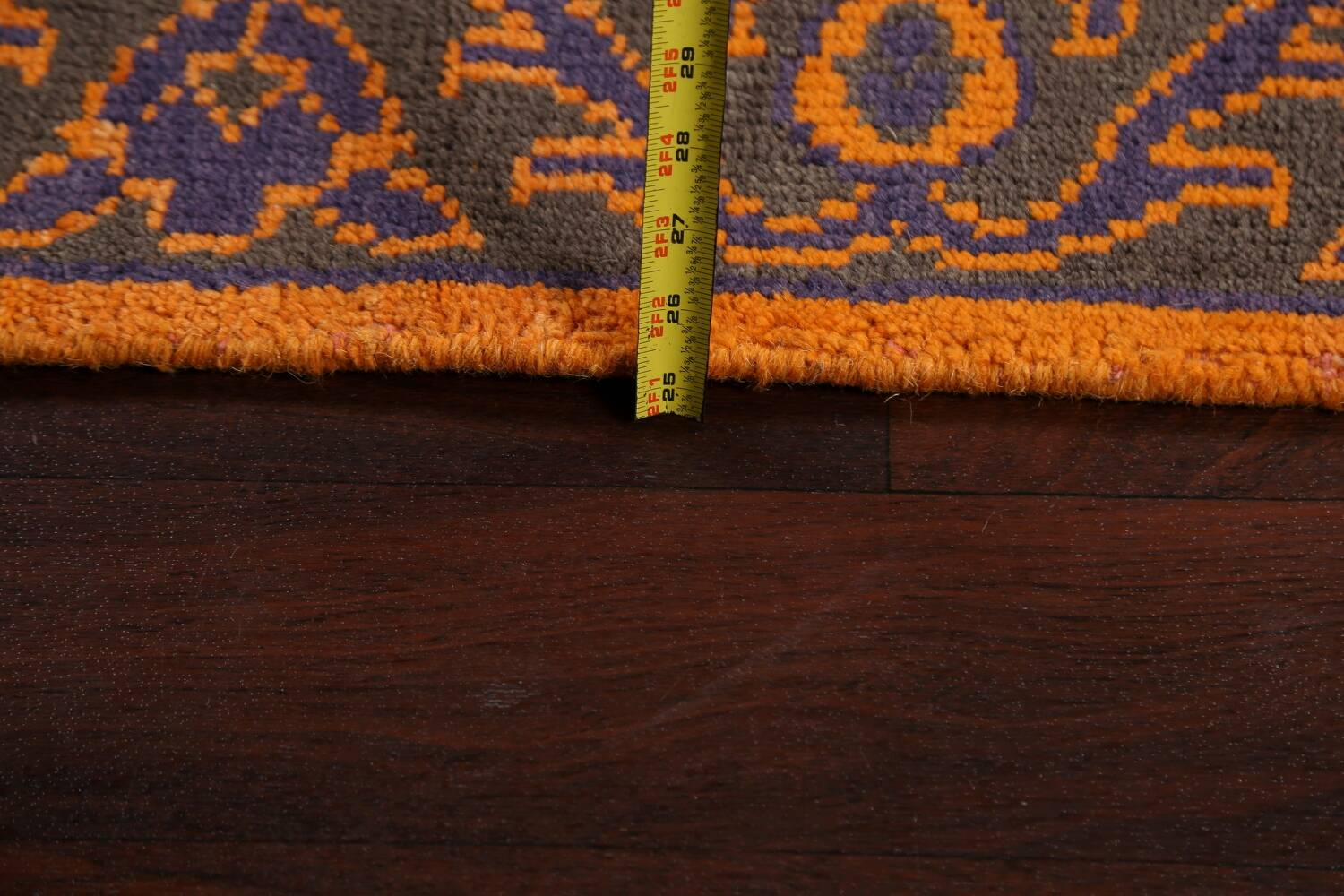 Floral Abstract Oriental Area Rug 5x8 image 19