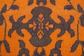 Floral Abstract Oriental Area Rug 5x8 image 10