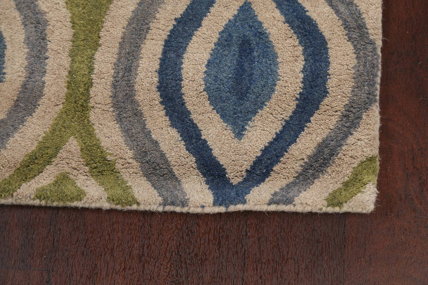 Contemporary Runner Rug 3x10 image 5
