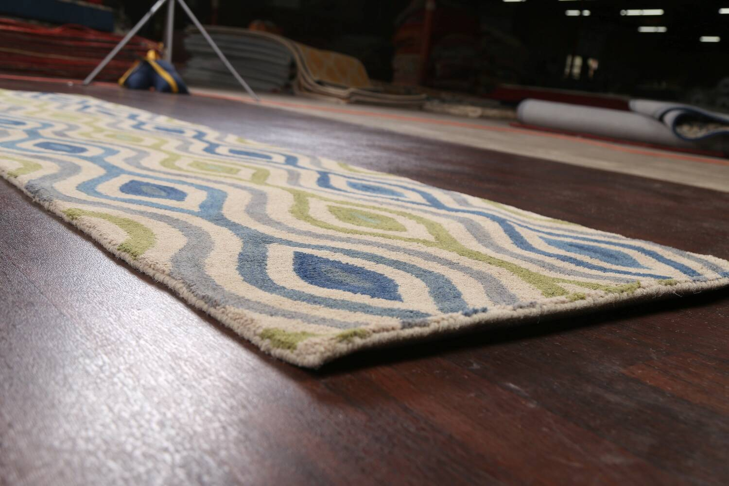 Contemporary Runner Rug 3x10 image 6