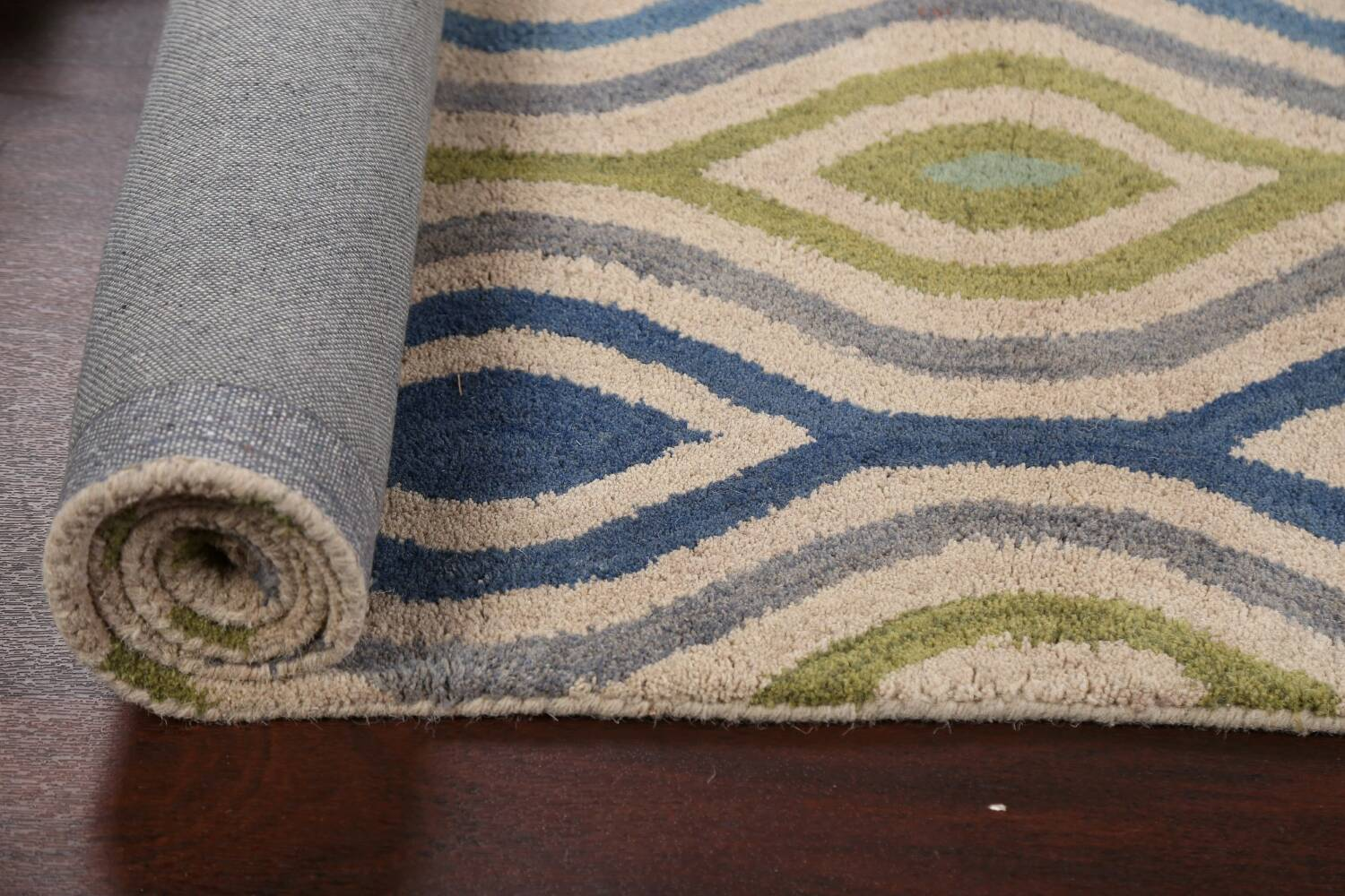 Contemporary Runner Rug 3x10 image 13