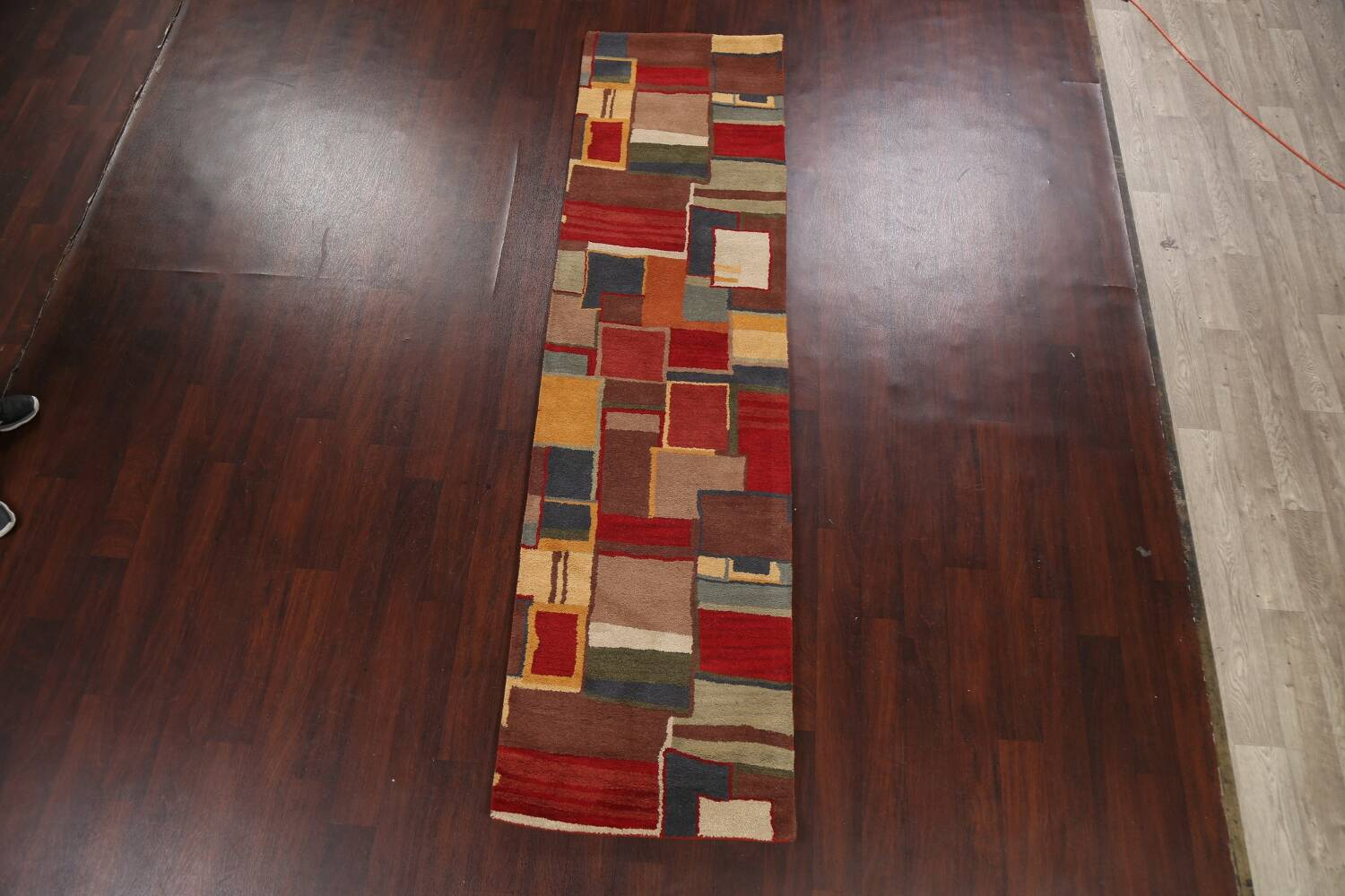 Contemporary Runner Rug 3x10 image 2