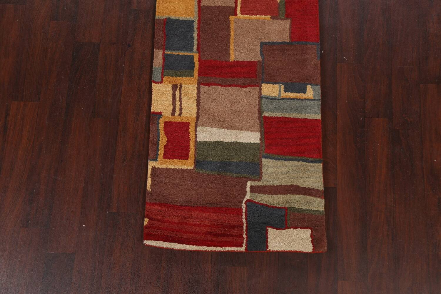 Contemporary Runner Rug 3x10 image 8