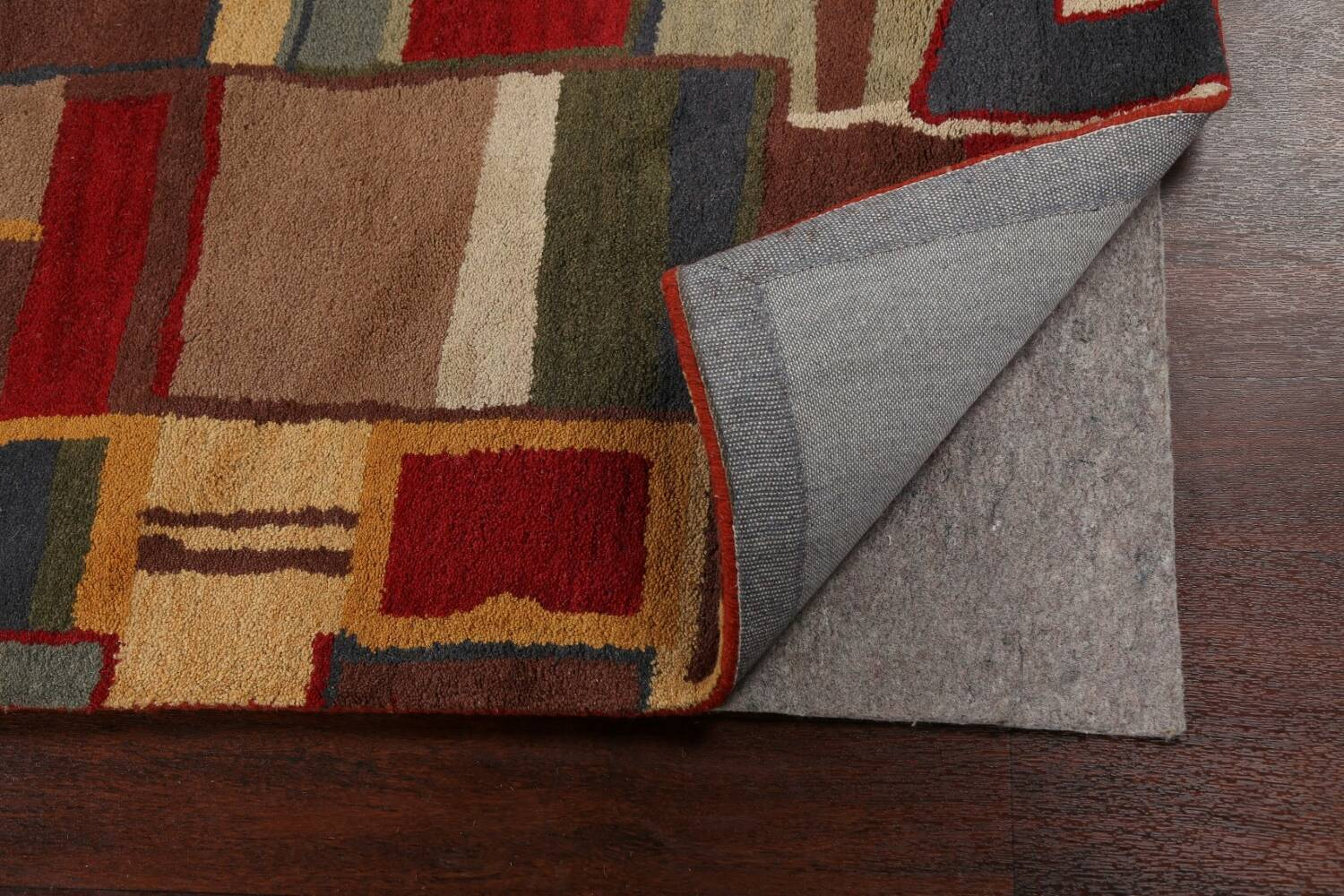 Contemporary Runner Rug 3x10 image 7