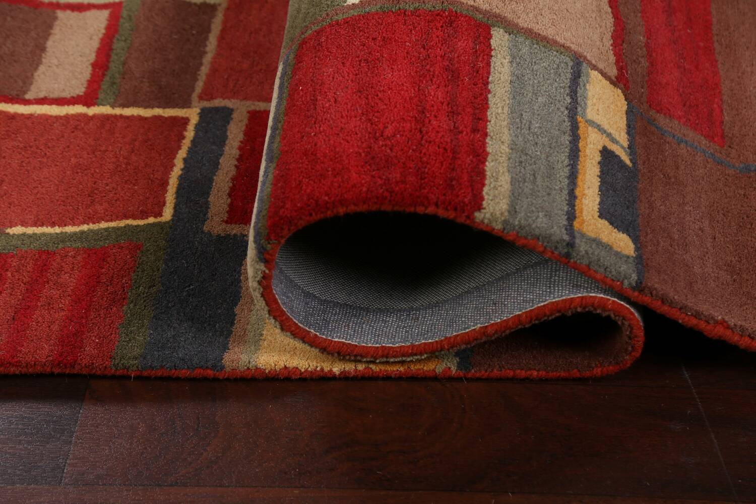 Contemporary Runner Rug 3x10 image 9