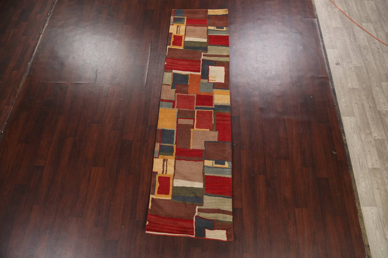 Contemporary Runner Rug 3x10 image 12