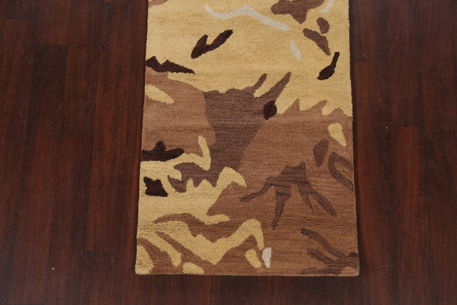 Contemporary Abstract Runner Rug 3x10 image 8