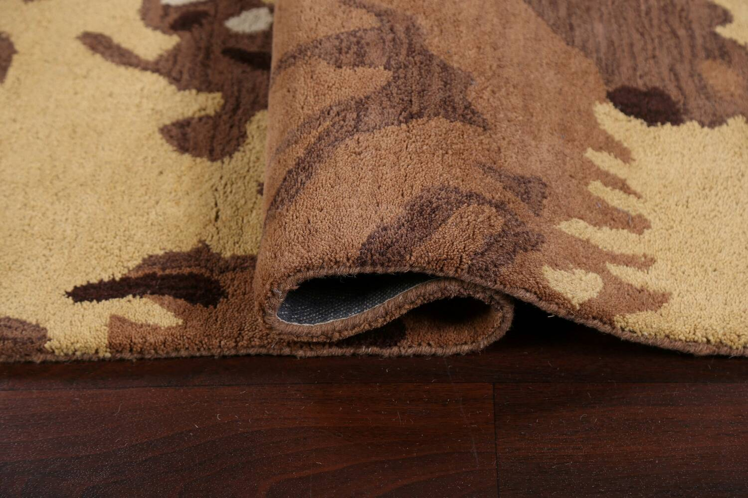 Contemporary Abstract Runner Rug 3x10 image 9