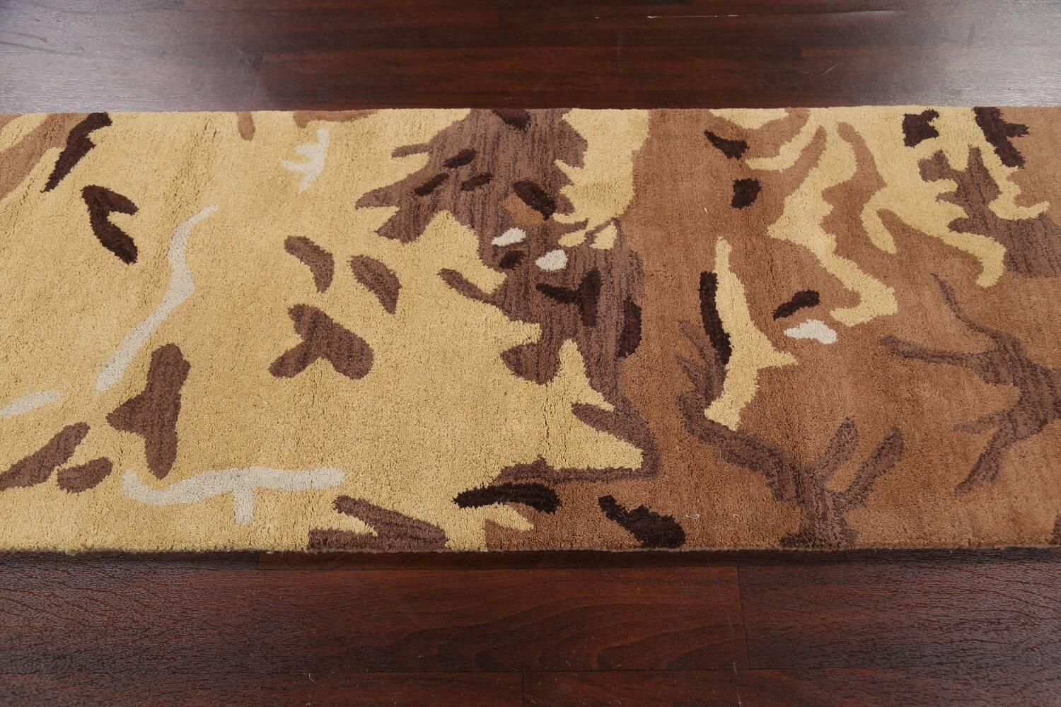 Contemporary Abstract Runner Rug 3x10 image 11