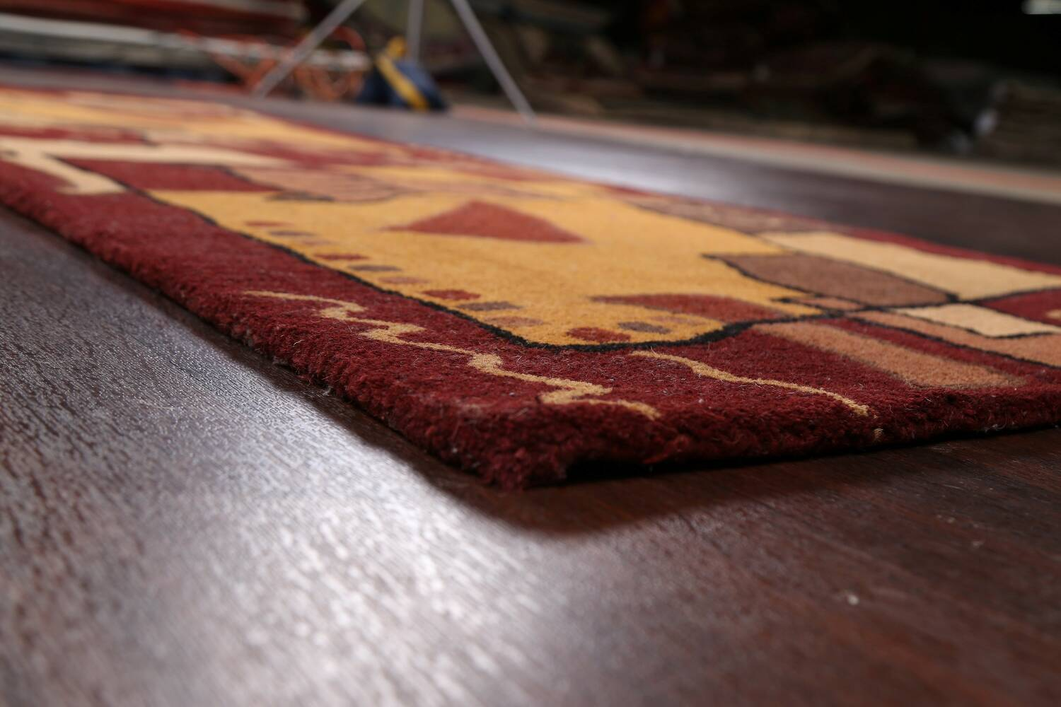 Abstract Runner Rug 3x8 image 6