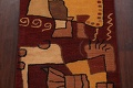 Abstract Runner Rug 3x8 image 4