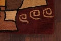 Abstract Runner Rug 3x8 image 5