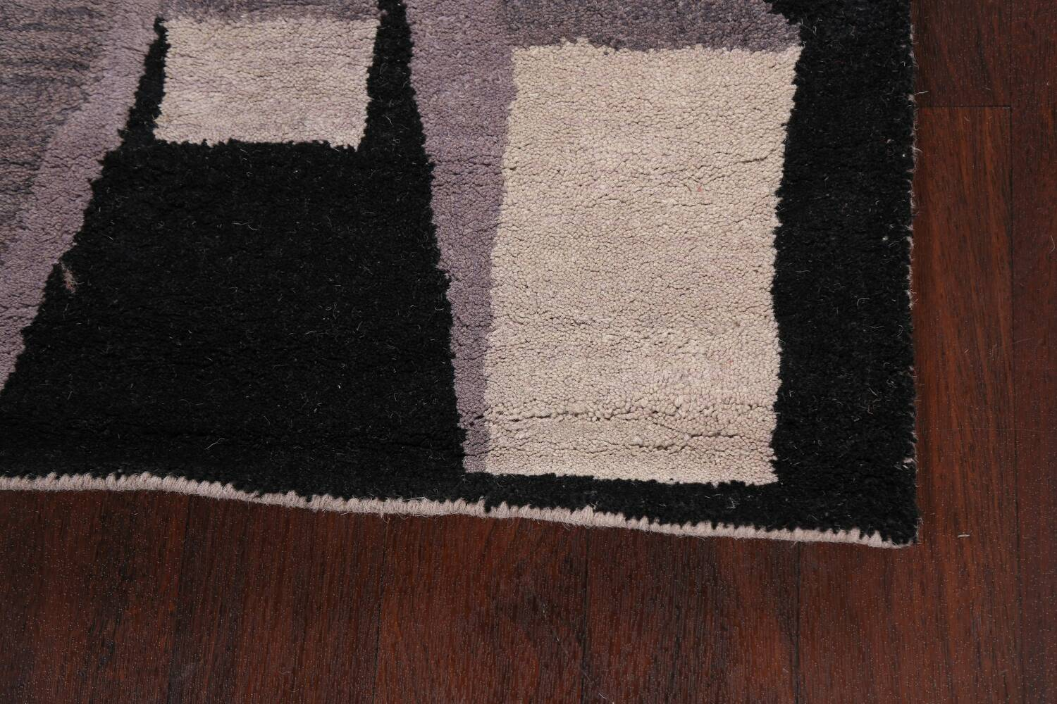 Contemporary Runner Rug 3x8 image 5