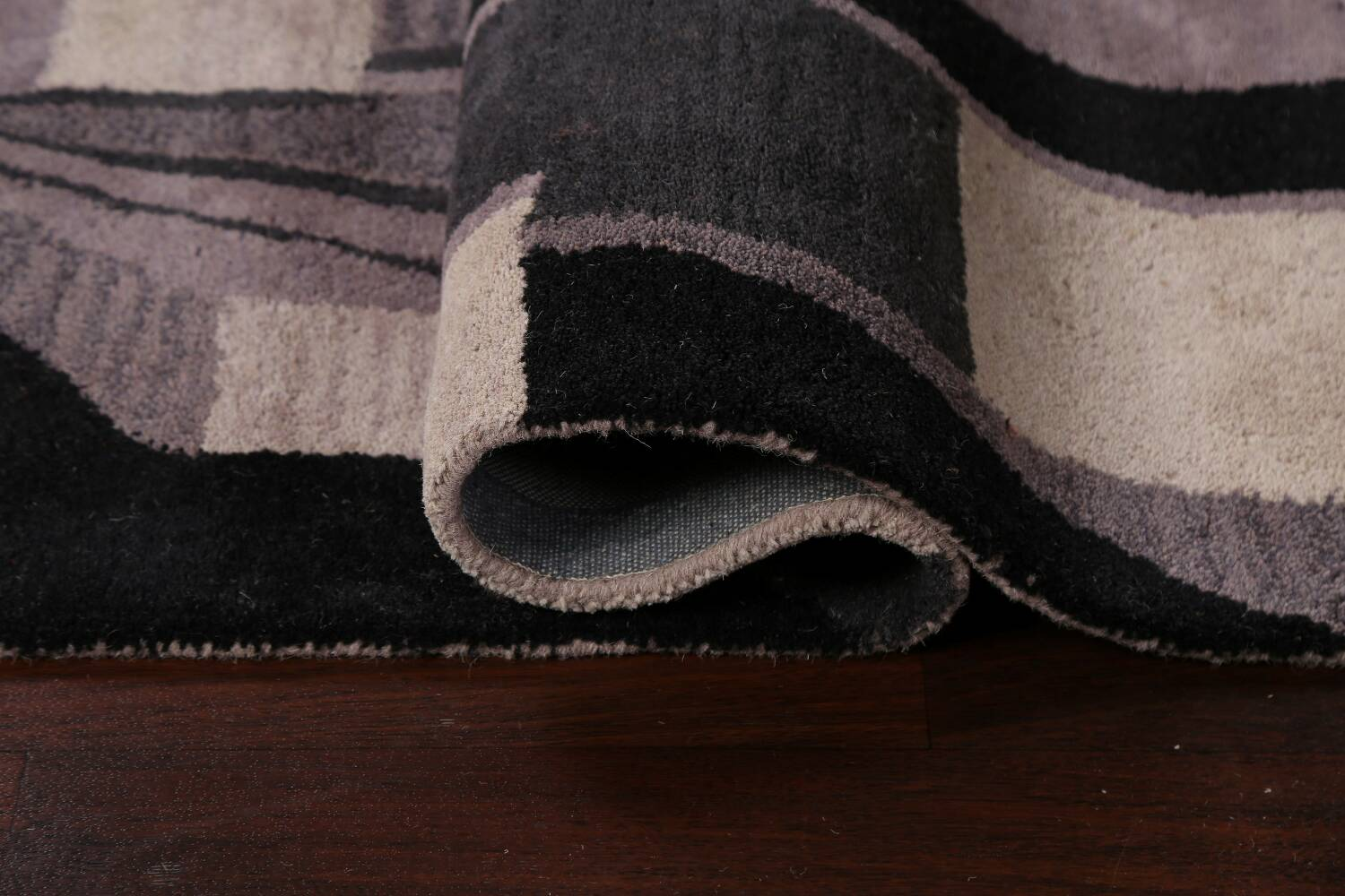 Contemporary Runner Rug 3x8 image 9