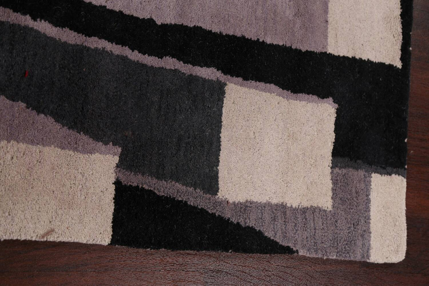 Contemporary Runner Rug 3x8 image 10