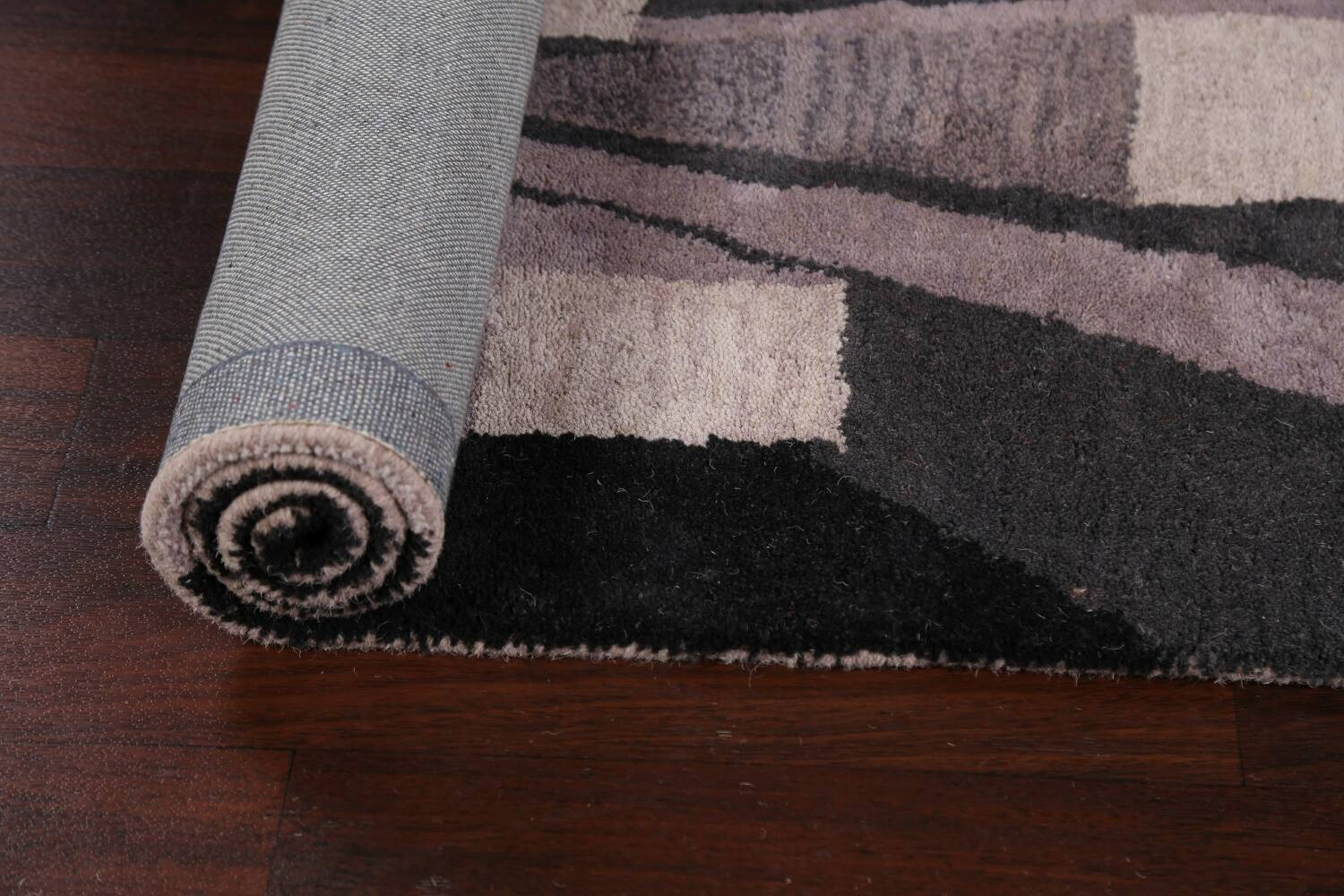 Contemporary Runner Rug 3x8 image 13