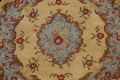 Floral Round Rug 5x5 image 4