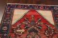 Antique Floral Malayer Persian Area Rug 4x7 image 12