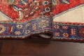 Antique Floral Malayer Persian Area Rug 4x7 image 15