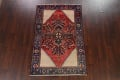 Antique Floral Malayer Persian Area Rug 4x7 image 17