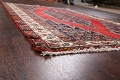 Geometric Malayer Persian Area Rug 4x7 image 6