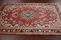 Floral Mahal Persian Area Rug 4x7 image 15
