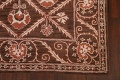 Hand-Tufted Floral Area Rug 6x8 image 6