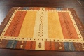 Hand-Tufted Tribal Gabbeh Area Rug 6x8 image 10