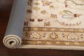 Hand-Tufted Floral Area Rug 6x8 image 13
