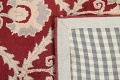 Hand-Tufted Floral Area Rug 6x8 image 7