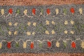 Hand-Tufted Tribal Area Rug 6x8 image 8