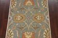 Hand-Tufted Floral Agra Area Rug 5x8 image 3