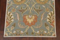 Hand-Tufted Floral Agra Area Rug 5x8 image 5