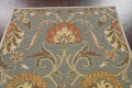 Hand-Tufted Floral Agra Area Rug 5x8 image 9