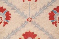 Hand-Tufted Floral Area Rug 6x8 image 8