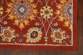 Hand-Tufted Floral Area Rug 5x8 image 6